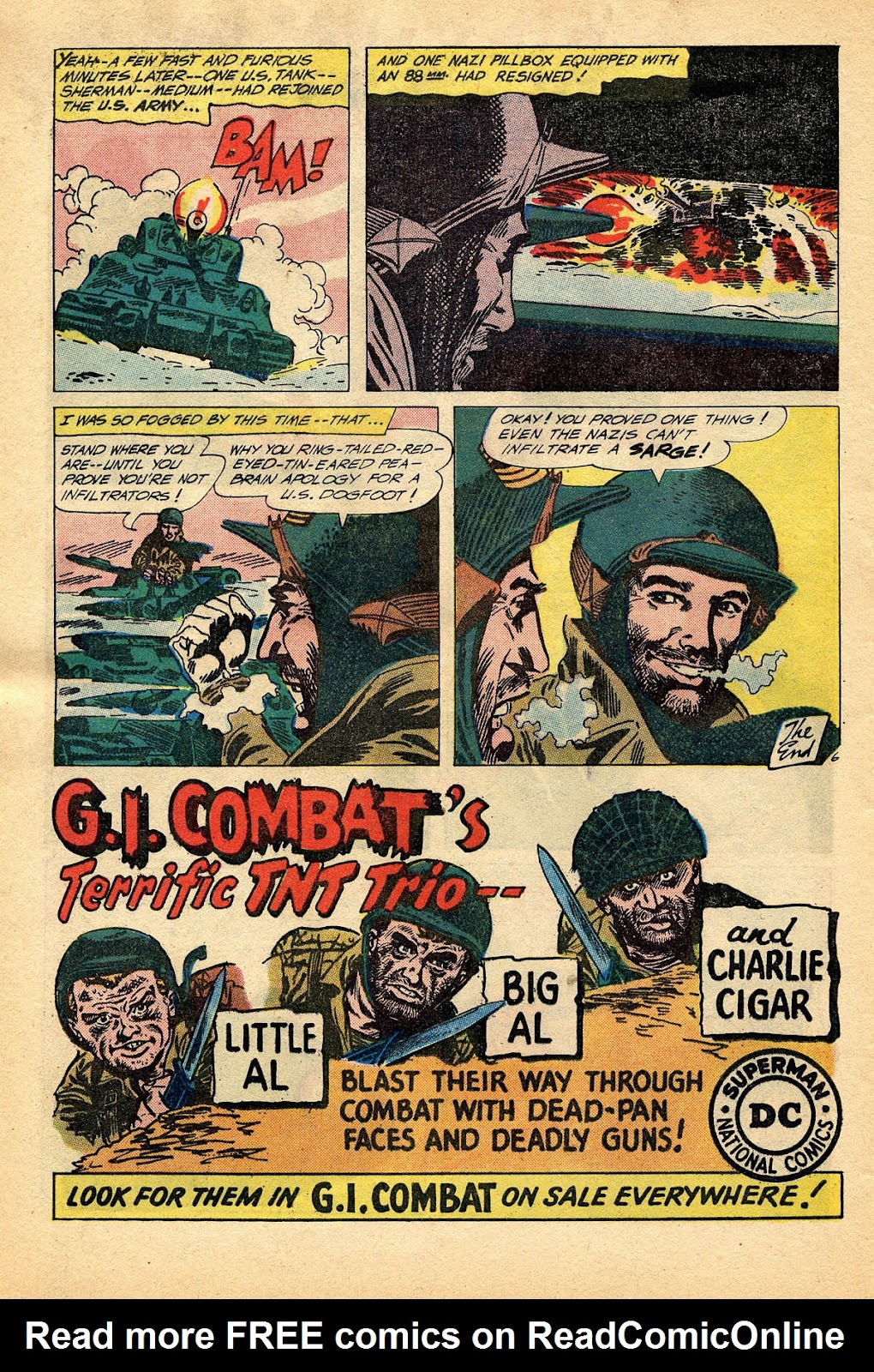 Our Army at War (1952) issue 99 - Page 32