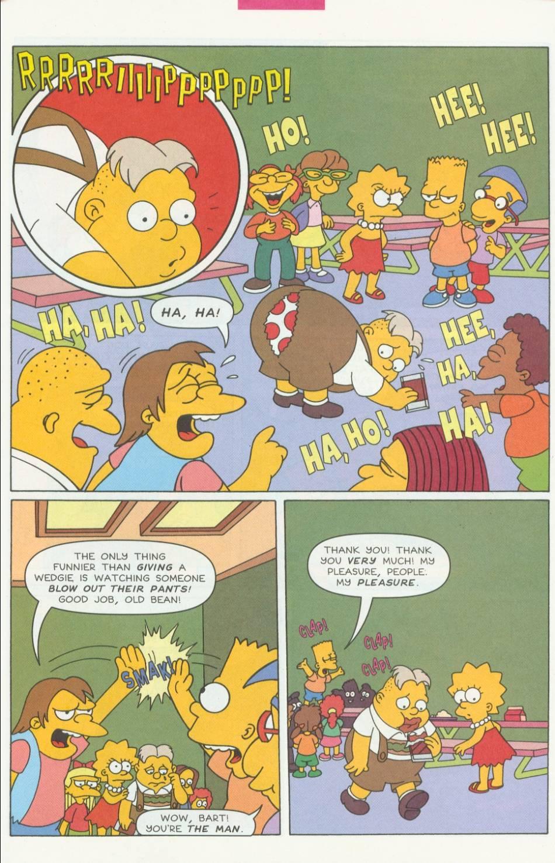 Read online Simpsons Comics Presents Bart Simpson comic -  Issue #1 - 4