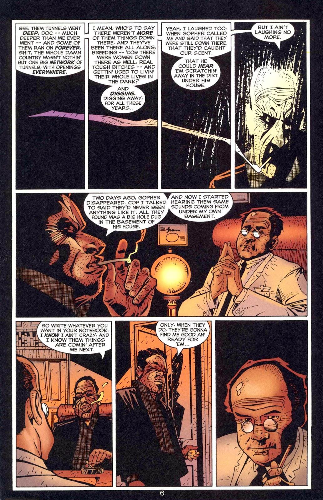 Read online Weird War Tales (1997) comic -  Issue #1 - 25