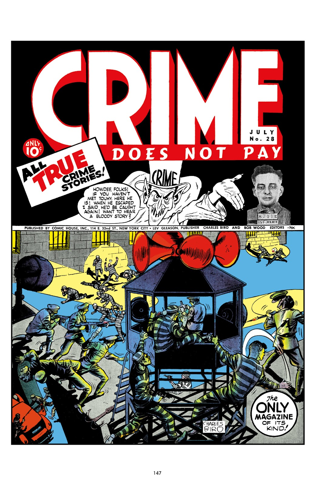 Read online Crime Does Not Pay Archives comic -  Issue # TPB 2 (Part 2) - 47