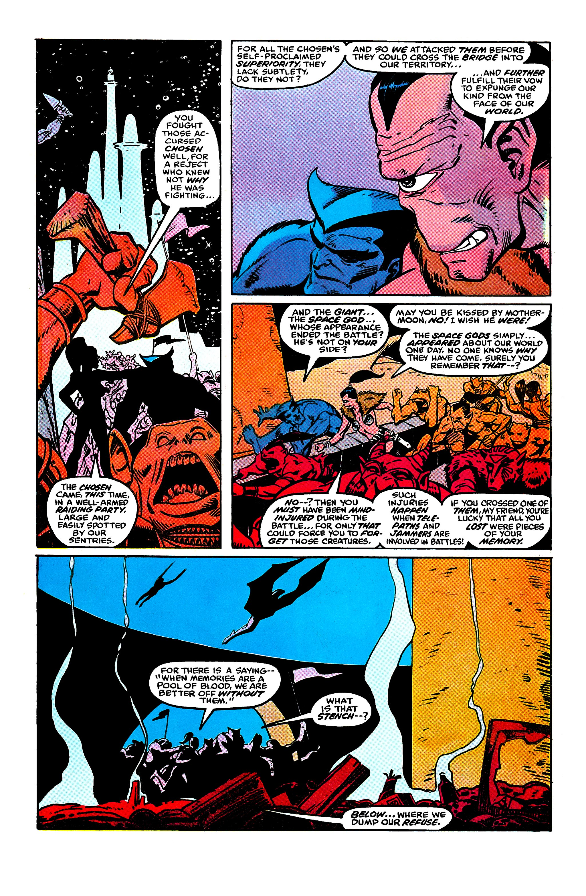 Read online X-Factor (1986) comic -  Issue #44 - 5