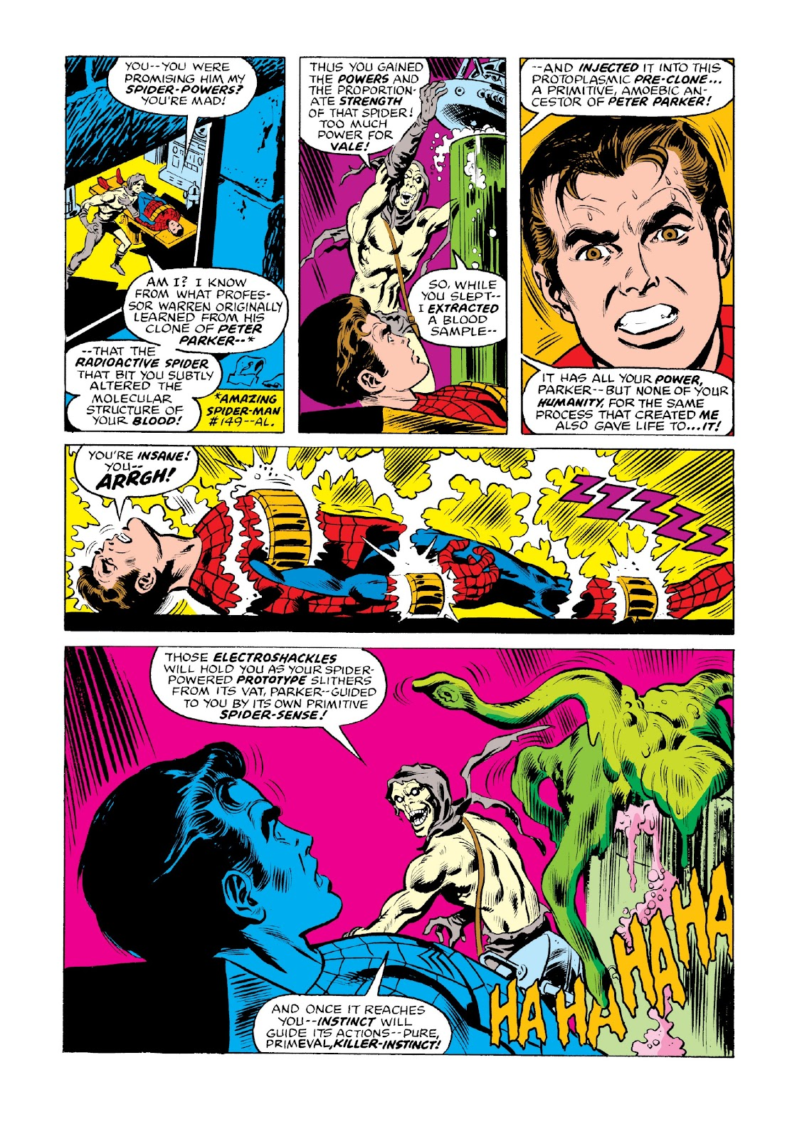 Read online Marvel Masterworks: The Spectacular Spider-Man comic -  Issue # TPB 2 (Part 3) - 86