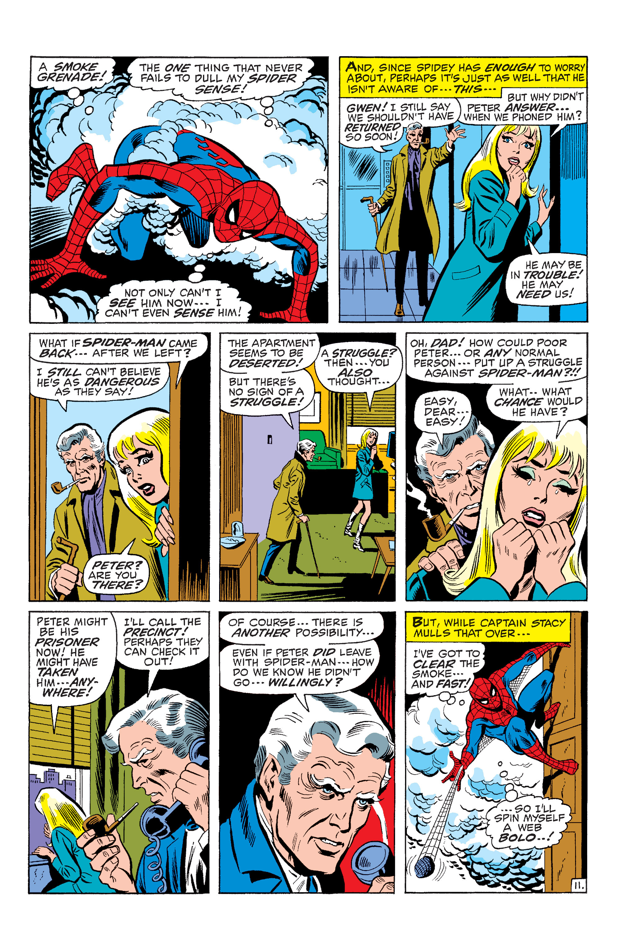 The Amazing Spider-Man (1963) 85 Page 11