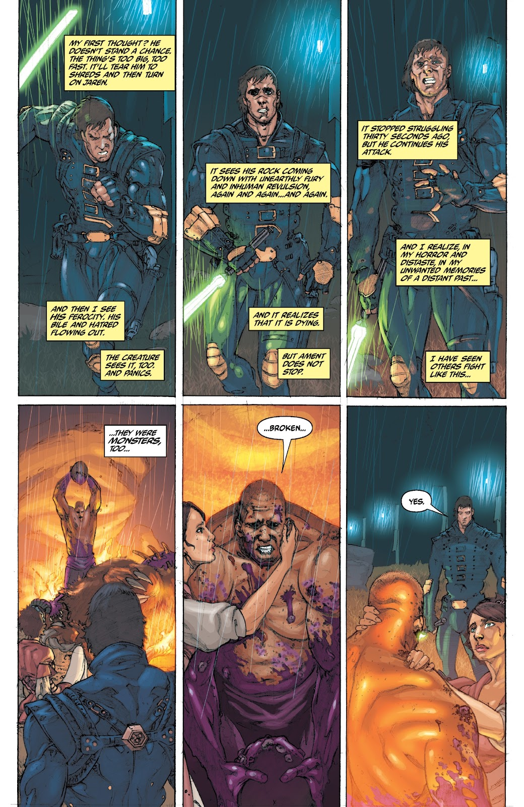 Read online Star Wars Legends Epic Collection: The Menace Revealed comic -  Issue # TPB (Part 5) - 23