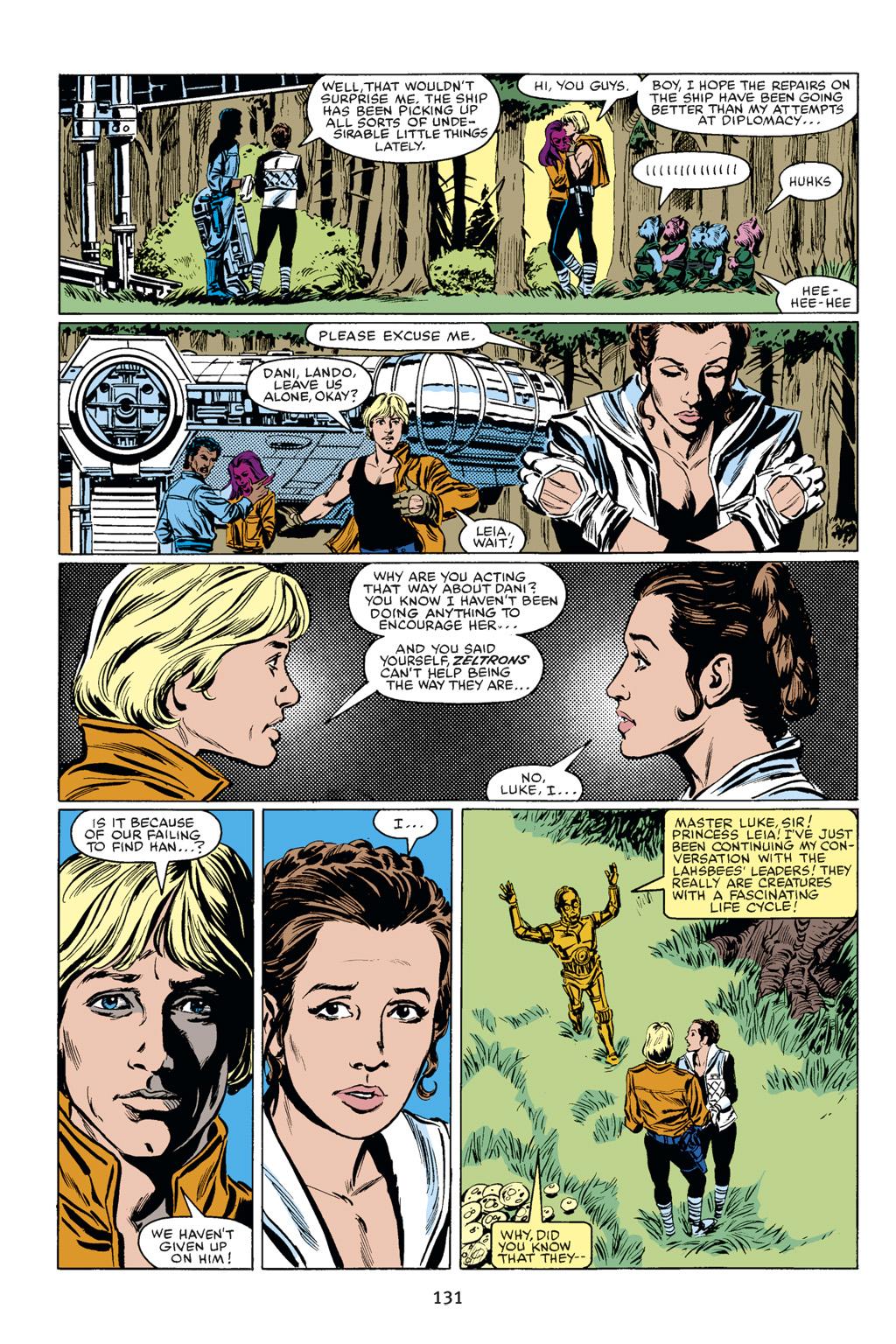 Read online Star Wars Omnibus comic -  Issue # Vol. 18 - 121