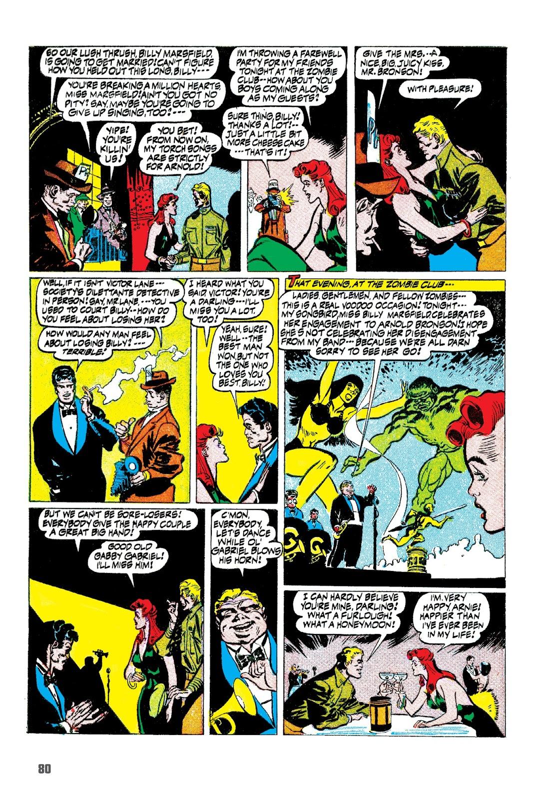 Read online The Joe Kubert Archives comic -  Issue # TPB (Part 1) - 91