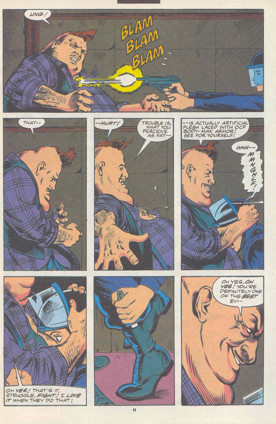 Read online Robocop (1990) comic -  Issue #17 - 10