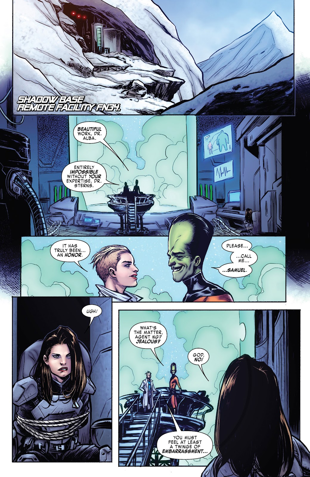 Read online Hulkverines comic -  Issue #3 - 10