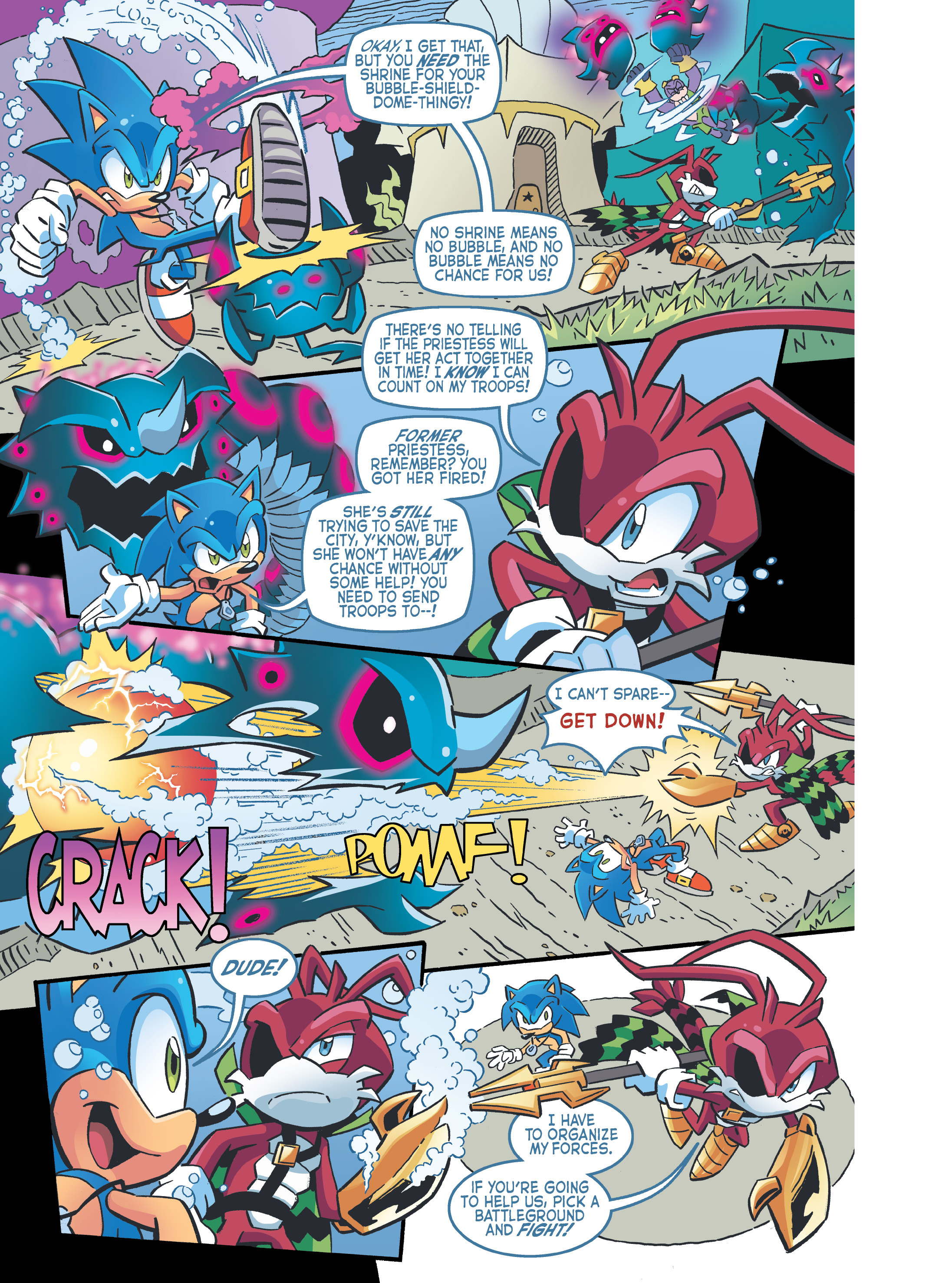 Read online Sonic Super Digest comic -  Issue #10 - 85