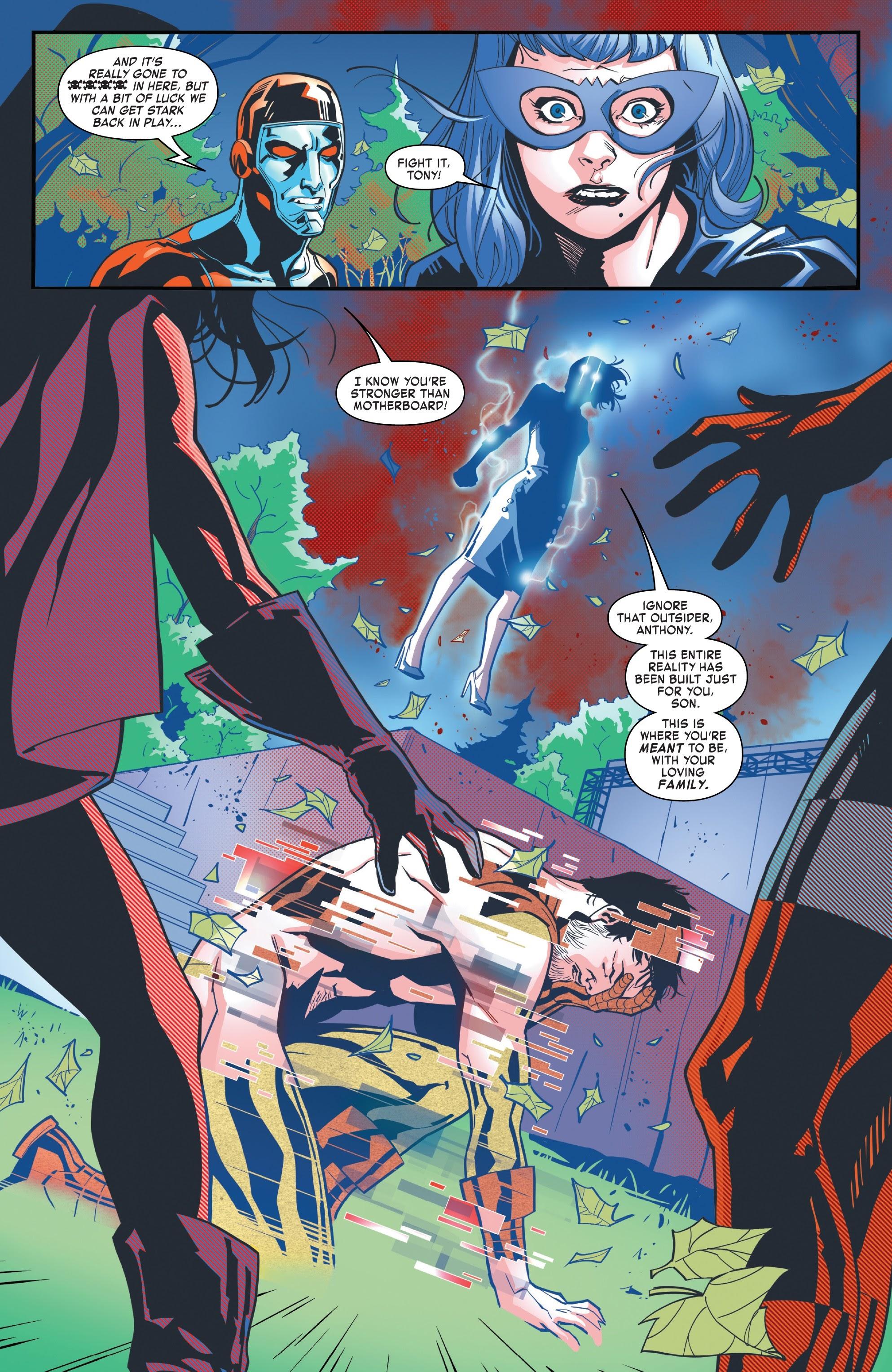 Read online Tony Stark: Iron Man comic -  Issue #10 - 6