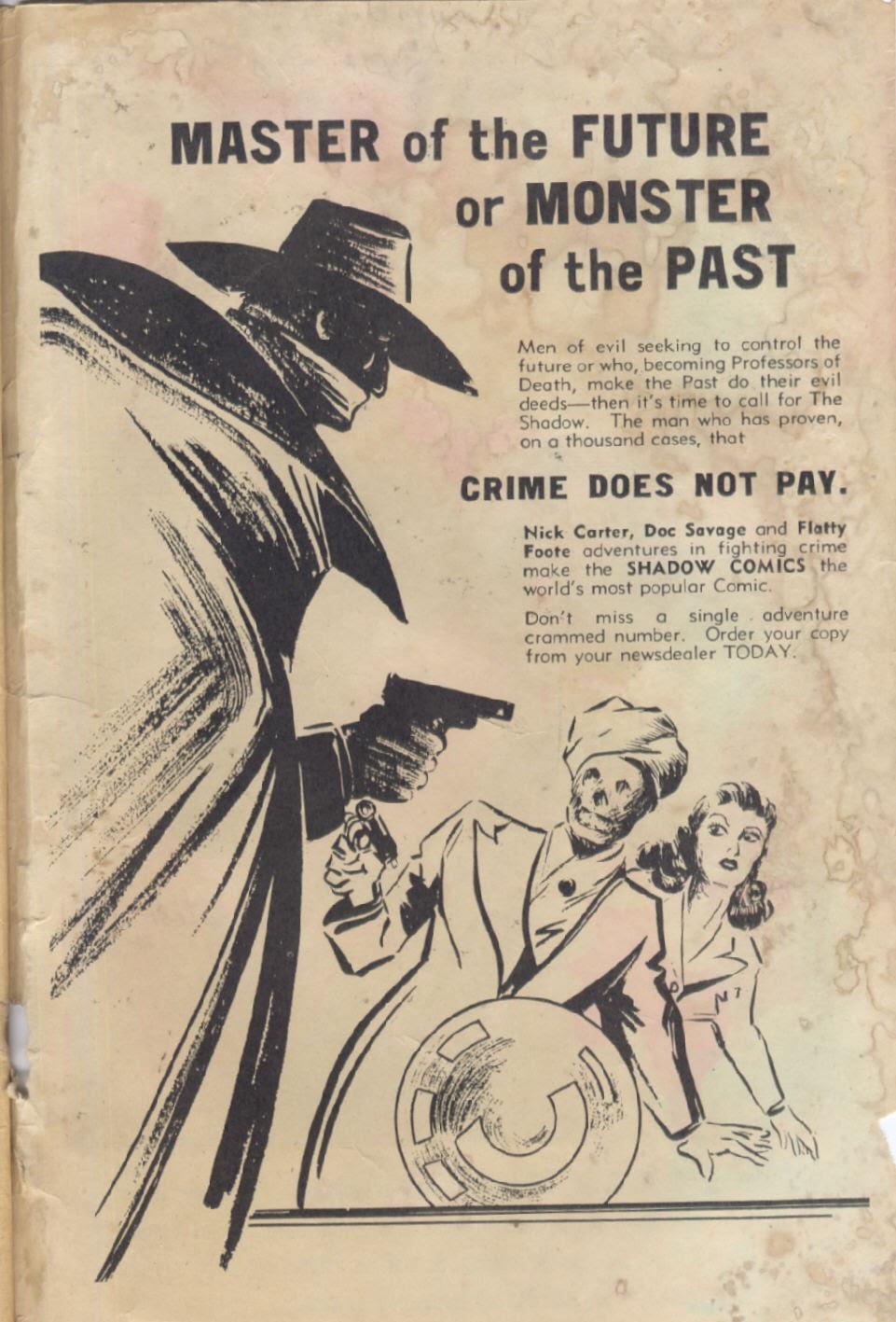 Super-Magician Comics issue 53 - Page 51