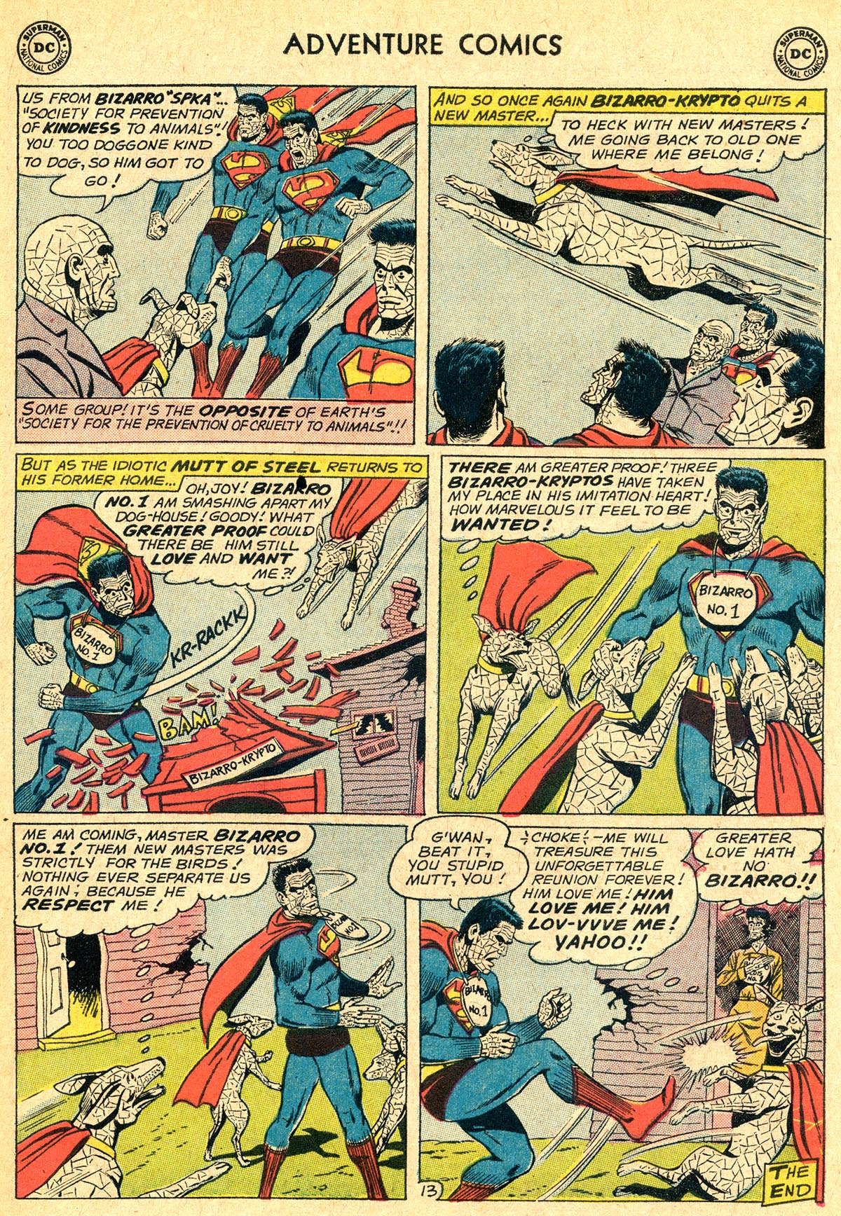 Read online Adventure Comics (1938) comic -  Issue #294 - 31