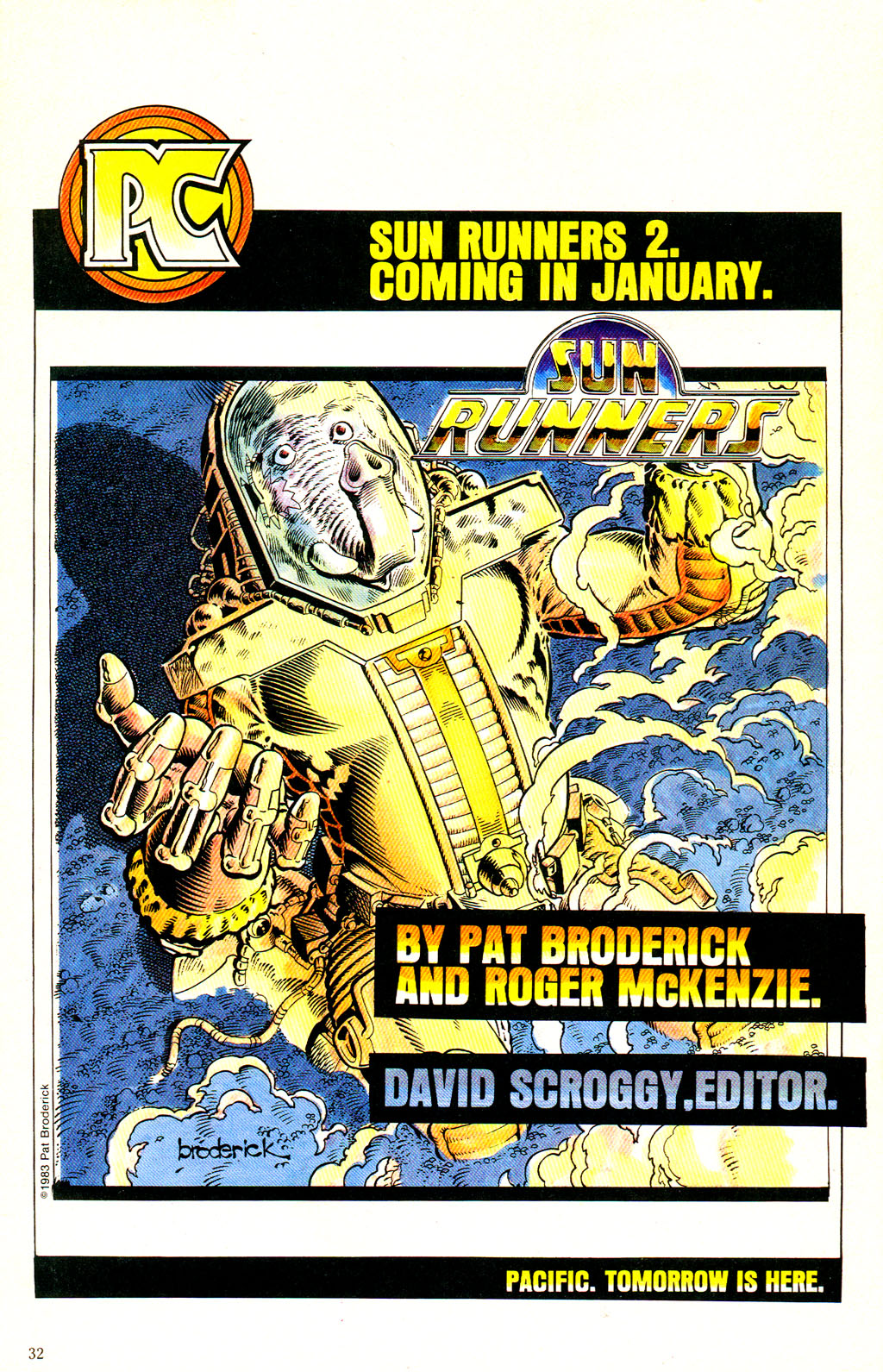 Read online Twisted Tales (1982) comic -  Issue #6 - 34