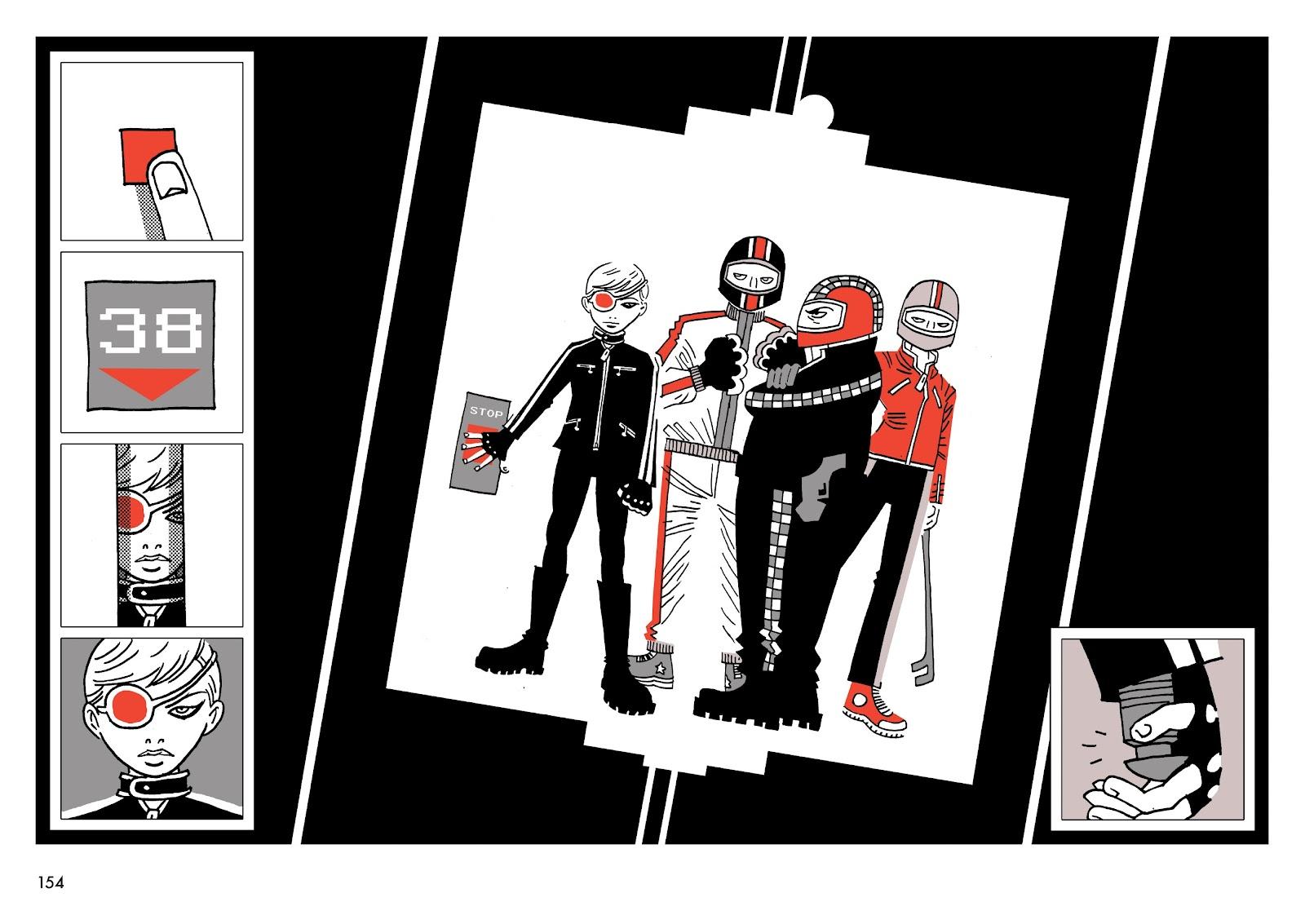 Read online Polar comic -  Issue # TPB The Kaiser Falls (Part 2) - 55