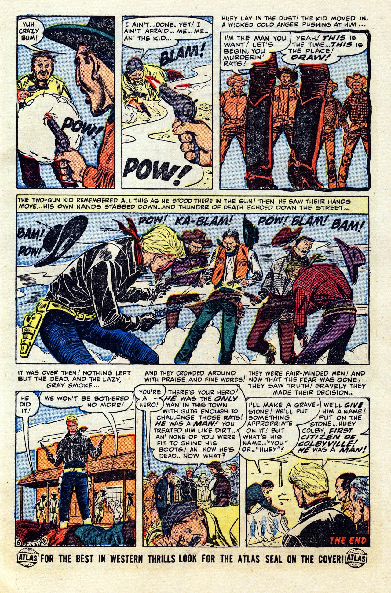 Read online Two-Gun Kid comic -  Issue #12 - 8