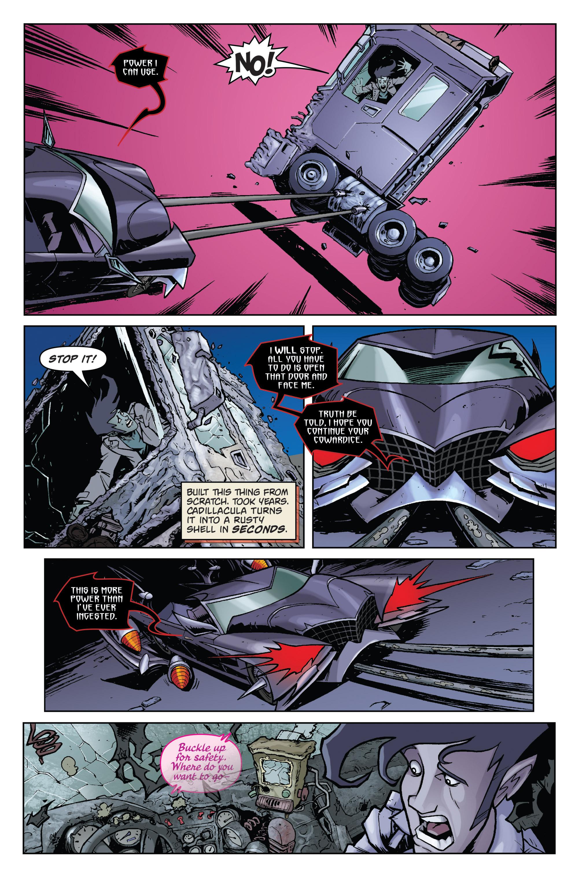 Read online Monster Motors comic -  Issue # Full - 17
