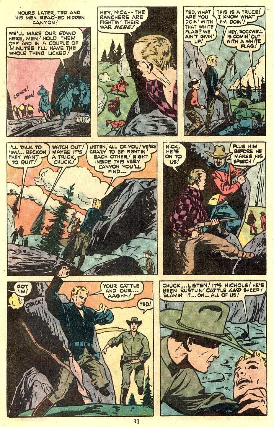 Kid Colt Outlaw issue 185 - Page 33