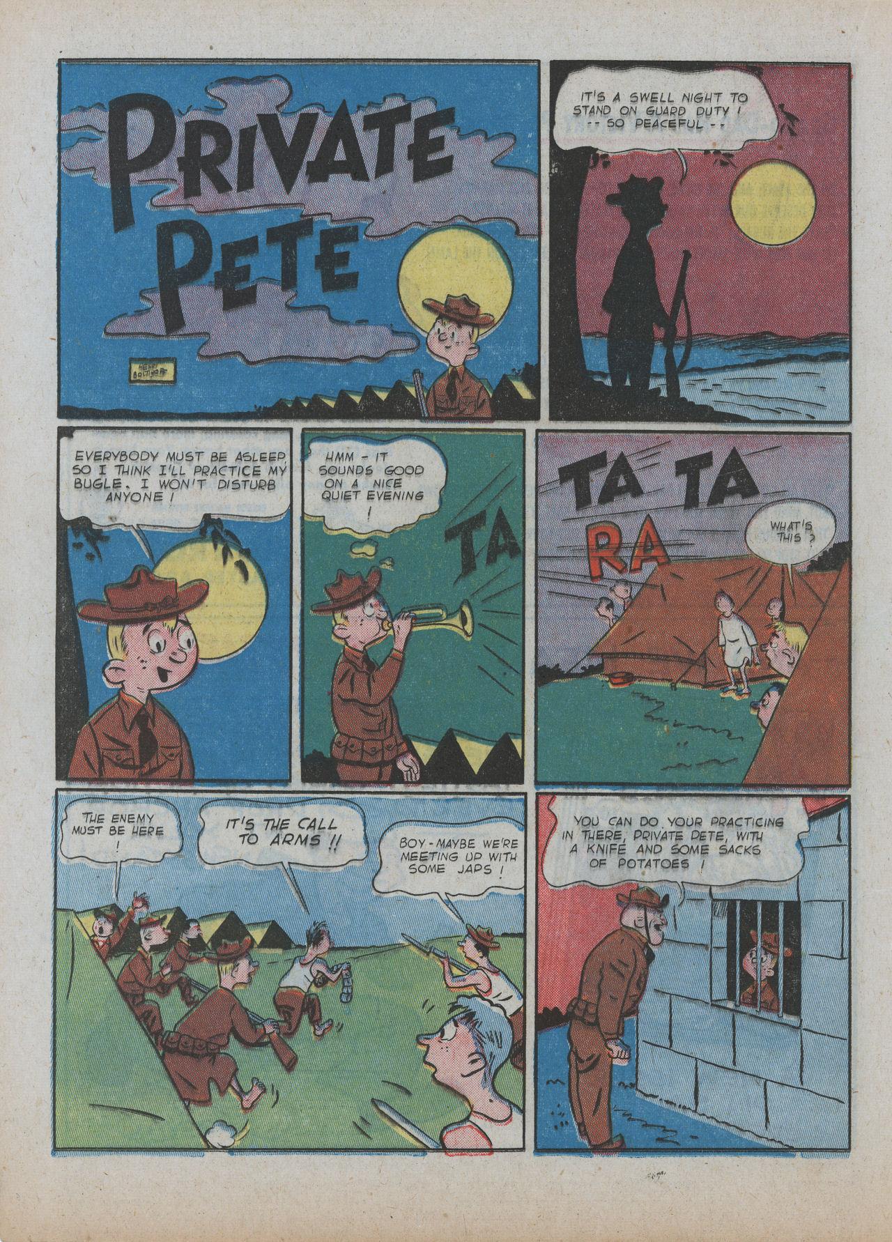 Read online Detective Comics (1937) comic -  Issue #63 - 30