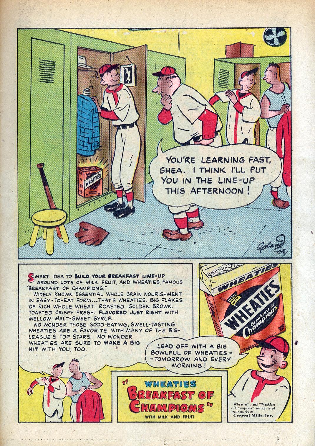 Read online Sensation (Mystery) Comics comic -  Issue #45 - 15