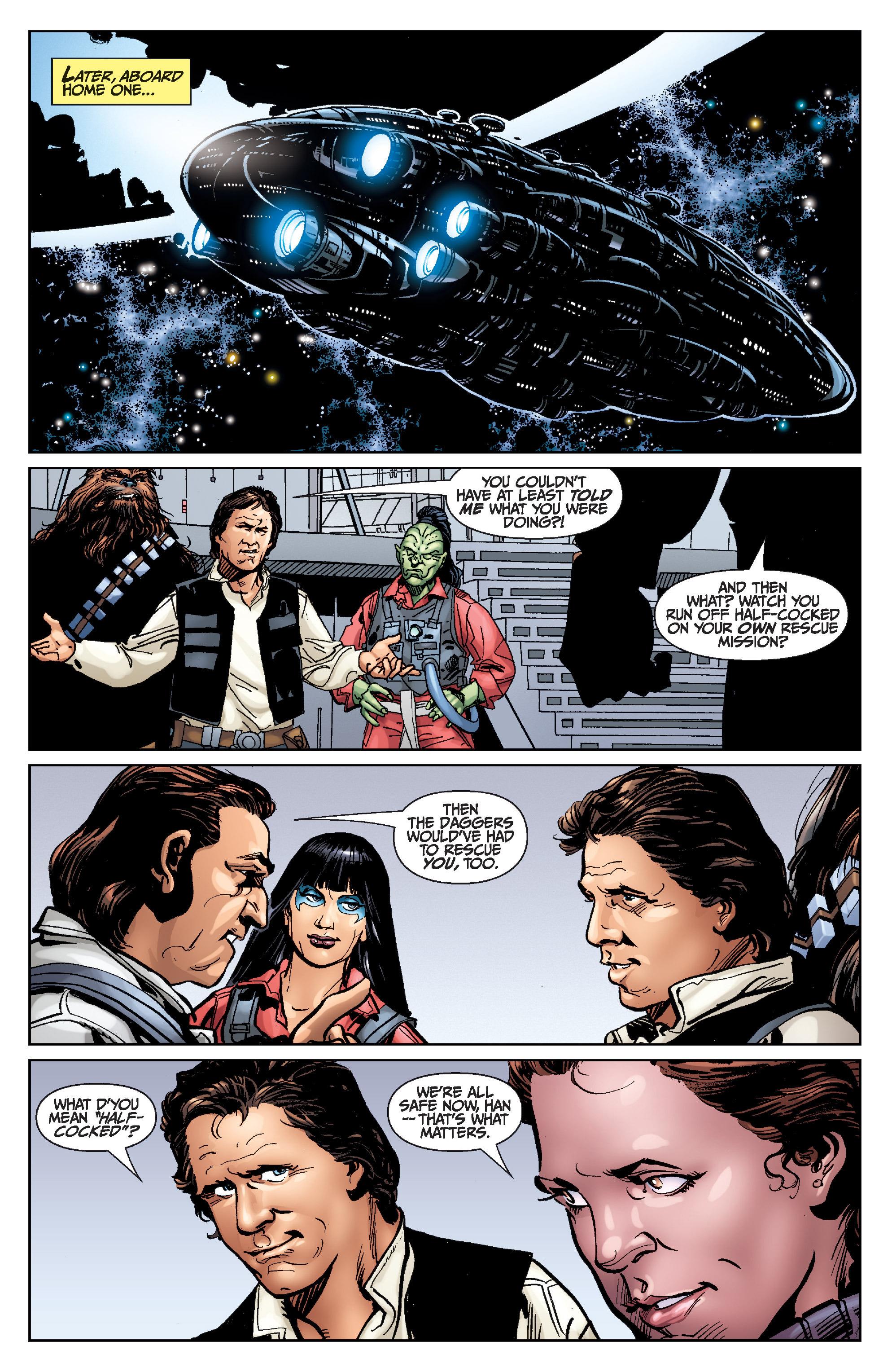 Read online Star Wars Omnibus comic -  Issue # Vol. 20 - 389