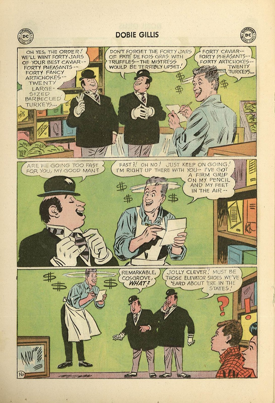 Many Loves of Dobie Gillis issue 22 - Page 20
