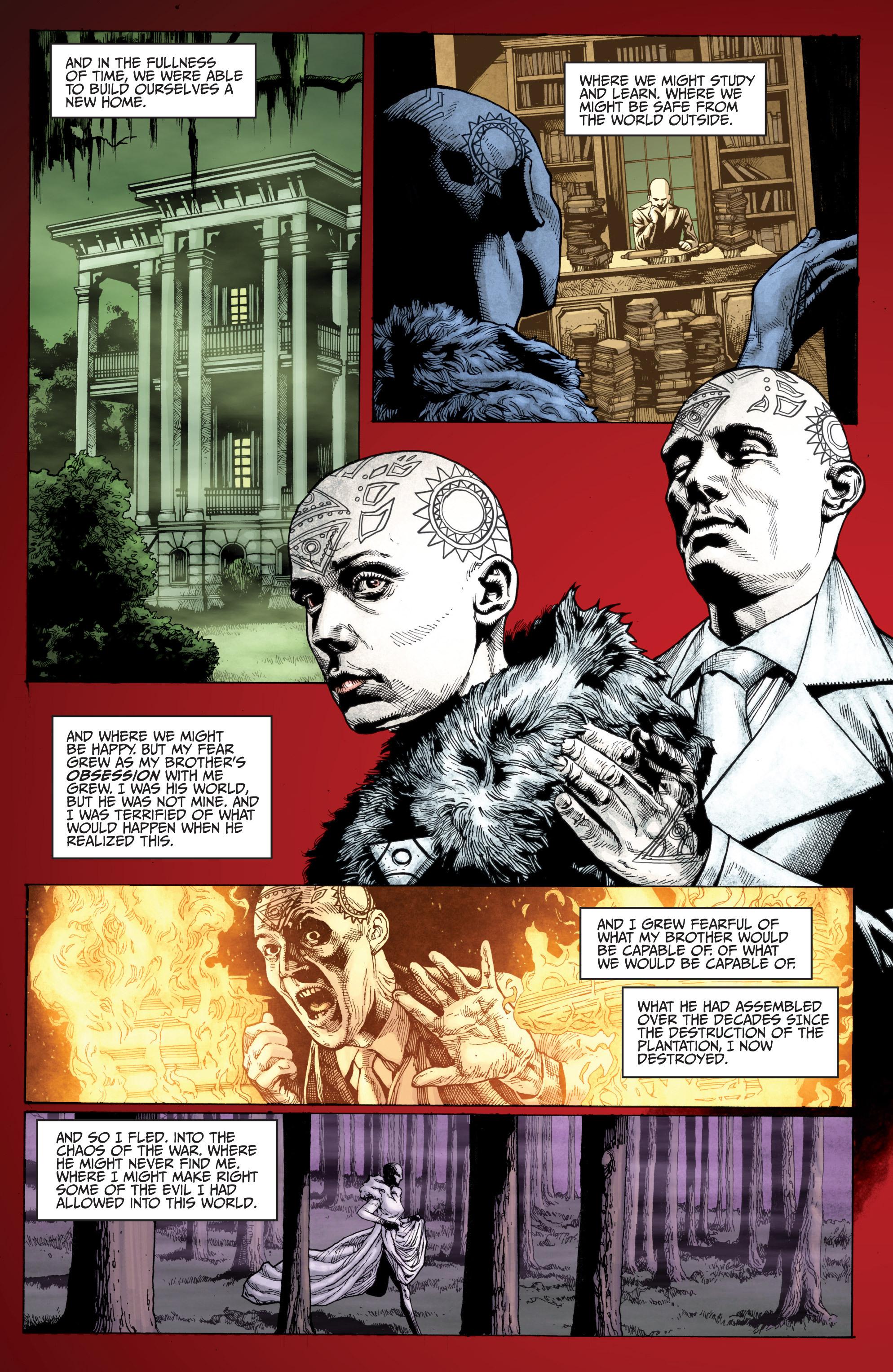 Read online Shadowman (2012) comic -  Issue #10 - 9