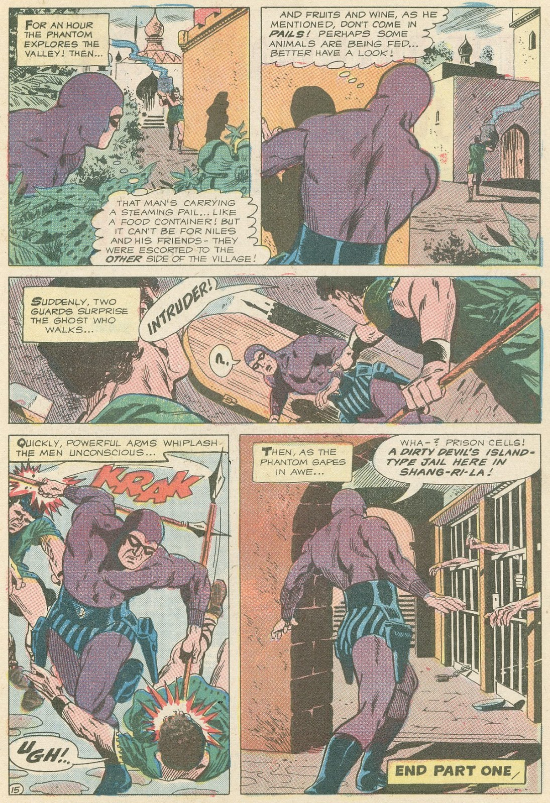 The Phantom (1969) issue 31 - Page 16