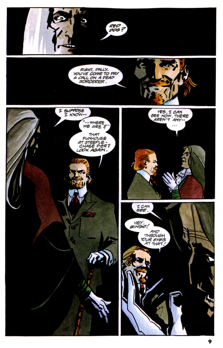 Read online Shadow Cabinet comic -  Issue #10 - 11