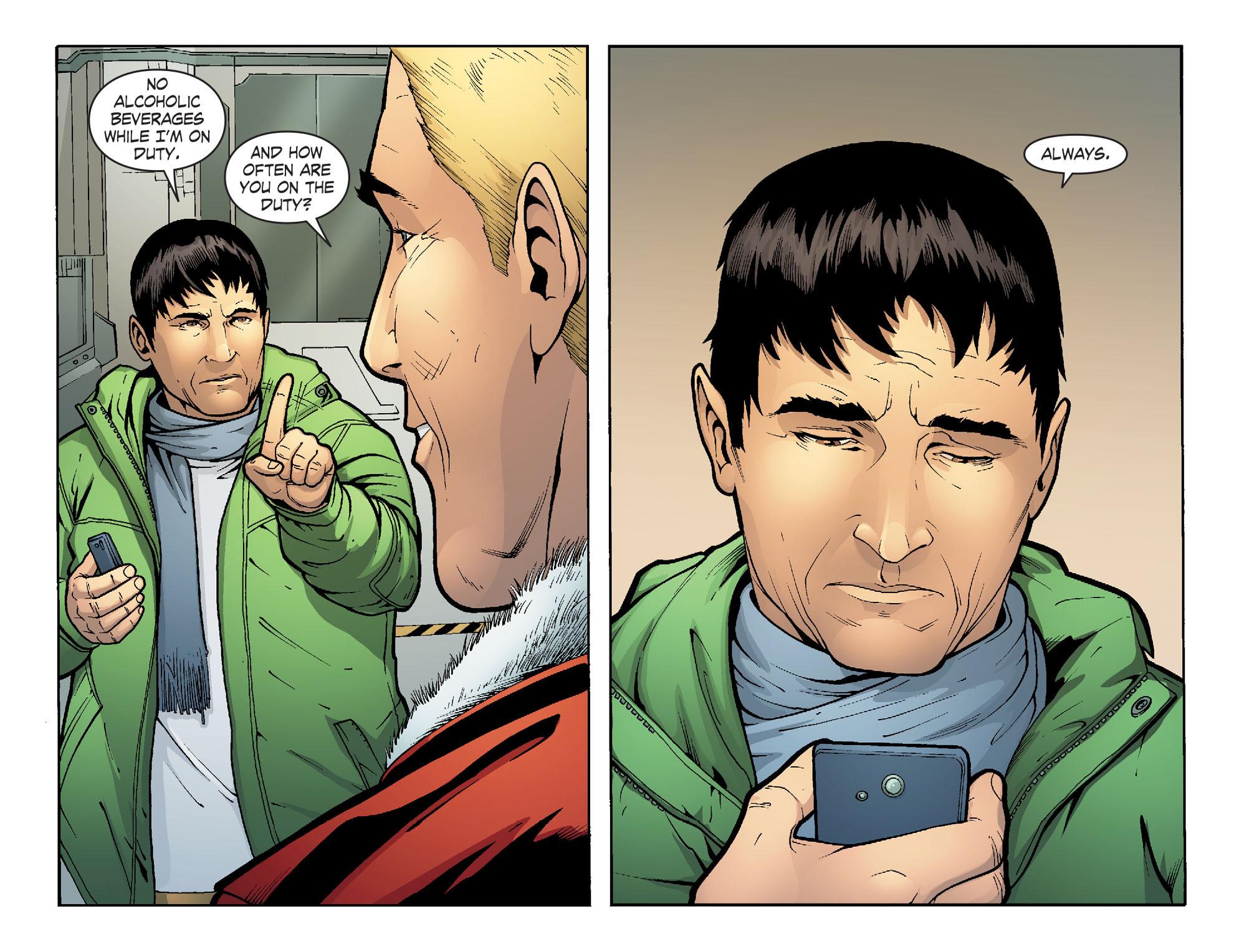 Read online Smallville: Alien comic -  Issue #8 - 14