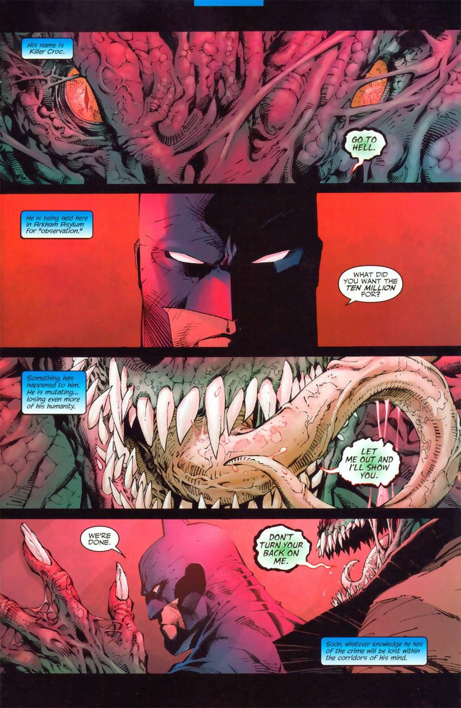 Read online Batman: Hush comic -  Issue #3 - 2