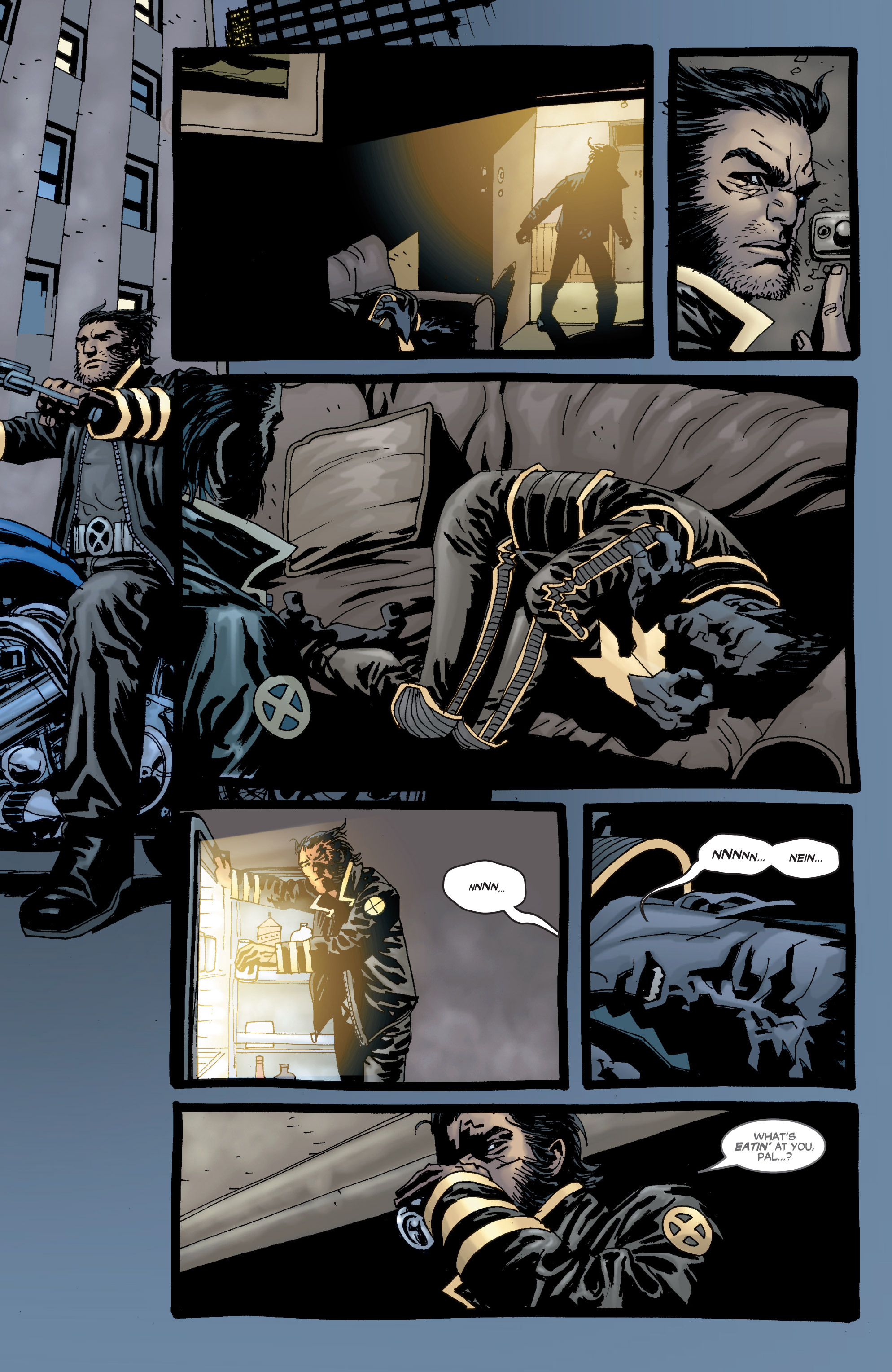 Read online Uncanny X-Men (1963) comic -  Issue #409 - 13