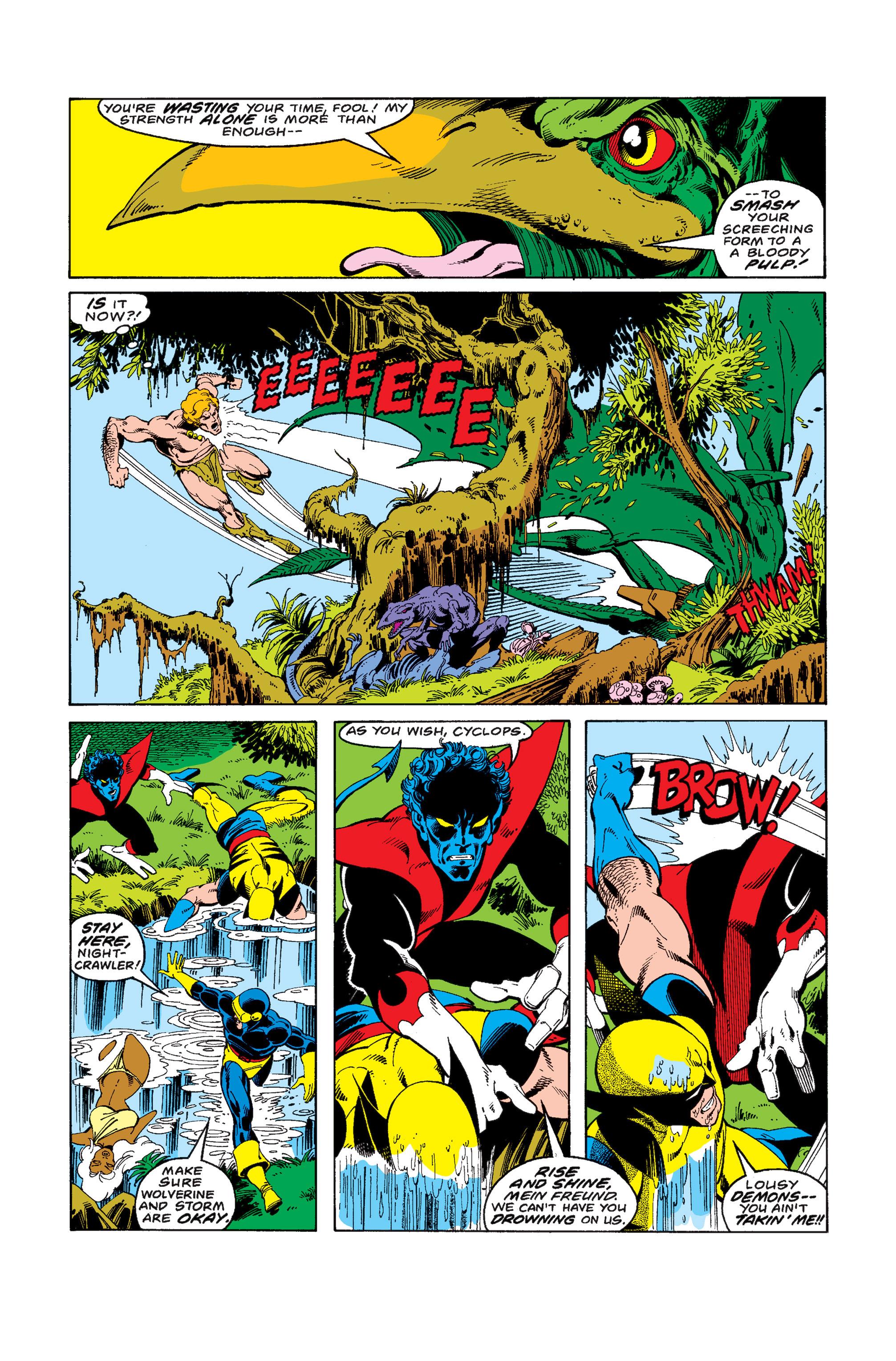 Uncanny X-Men (1963) 115 Page 5