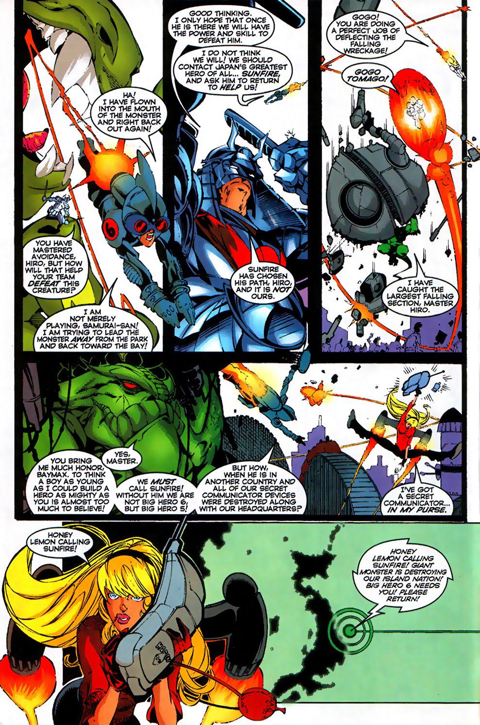 Read online Alpha Flight (1997) comic -  Issue #17 - 5