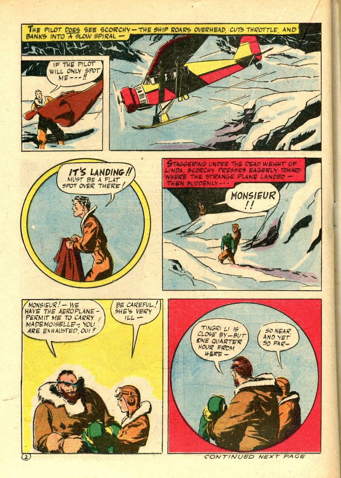 Read online Famous Funnies comic -  Issue #106 - 38