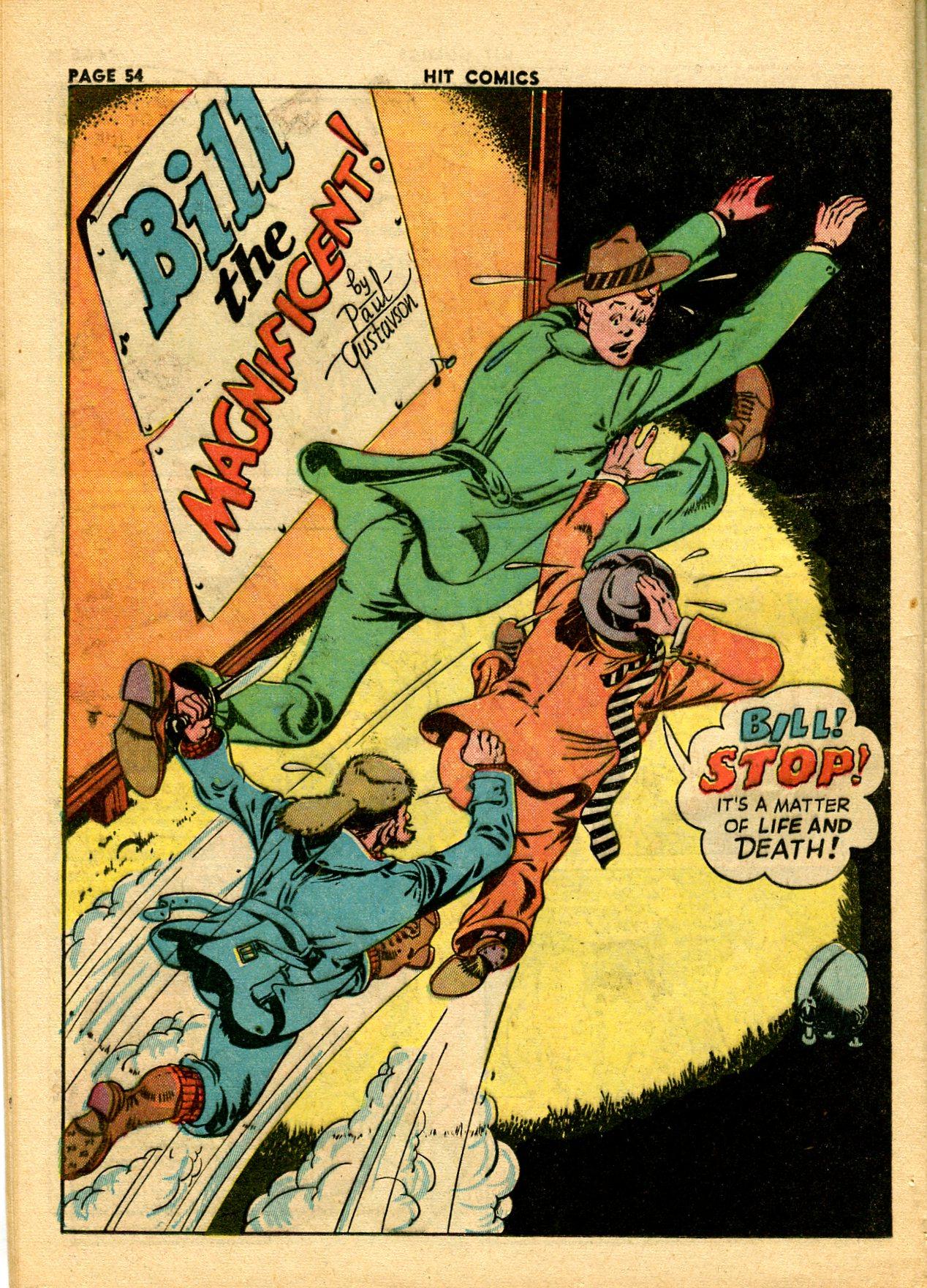 Read online Hit Comics comic -  Issue #28 - 57