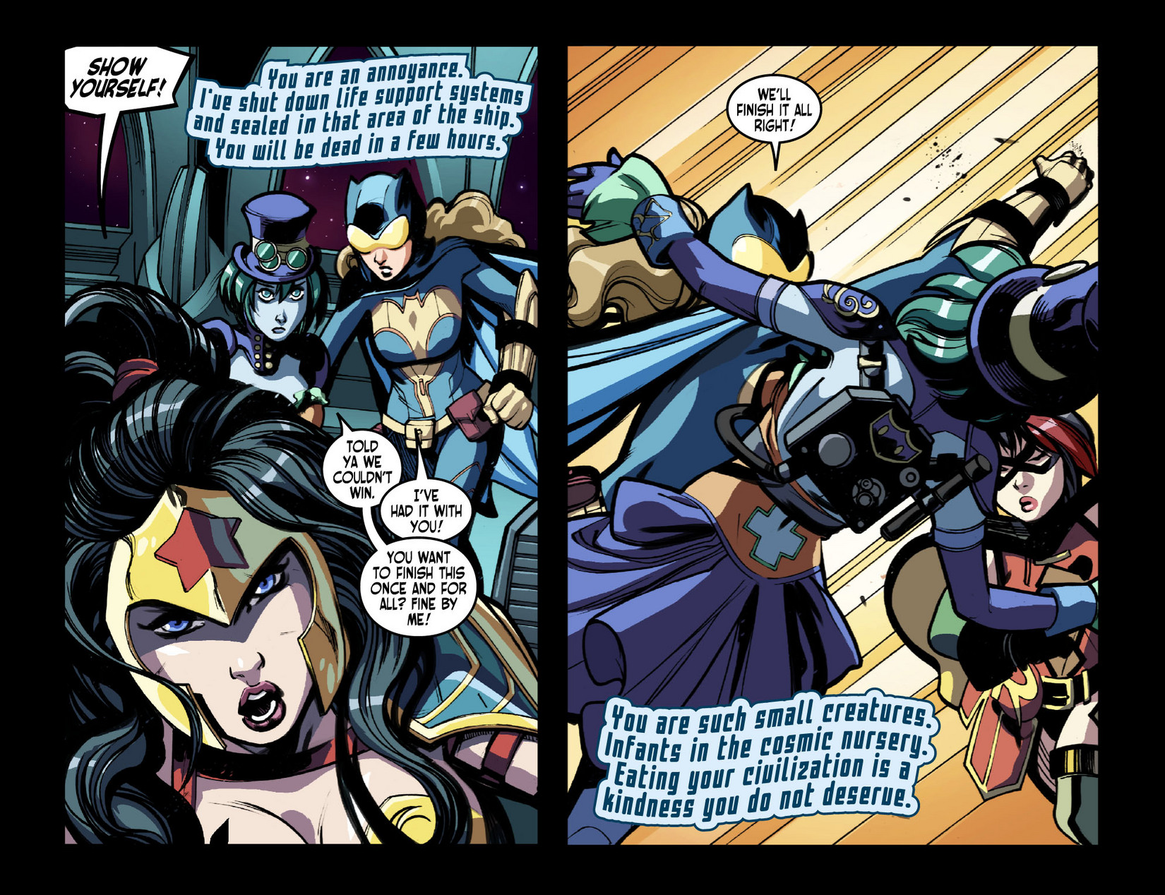 Read online Ame-Comi Girls comic -  Issue #4 - 6