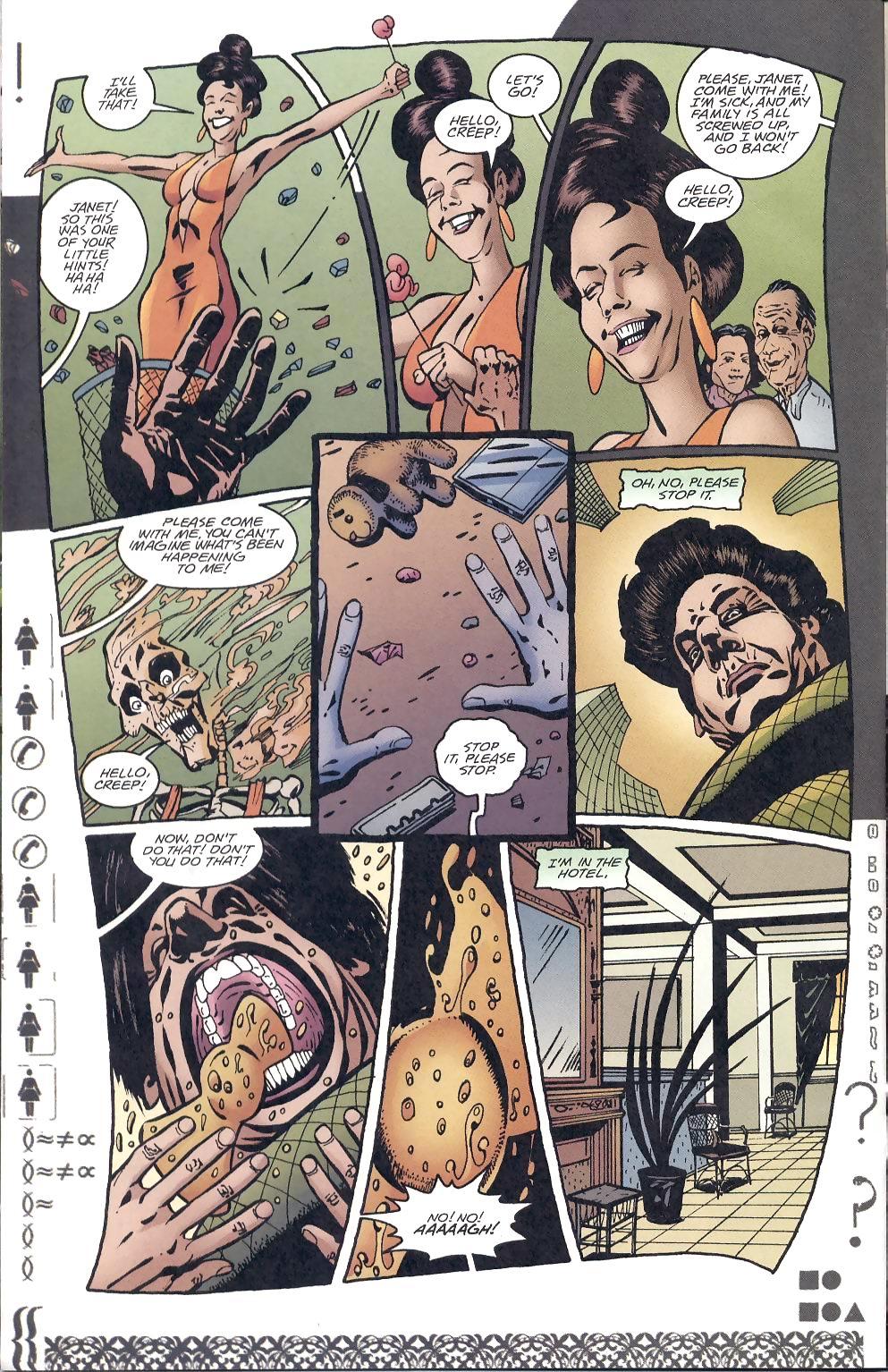Read online Flinch comic -  Issue #7 - 13