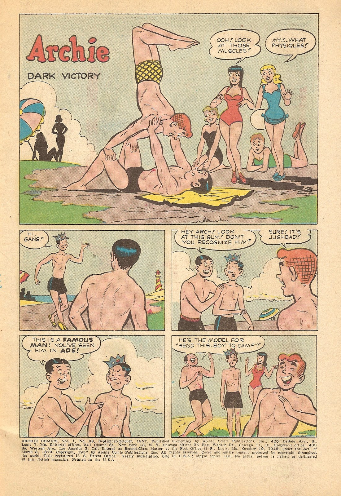 Archie Comics issue 088 - Page 3