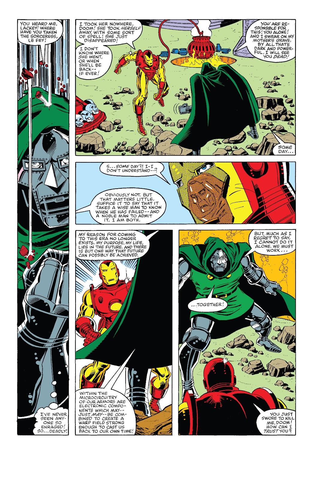 Read online Marvel Tales: Iron Man comic -  Issue # Full - 71