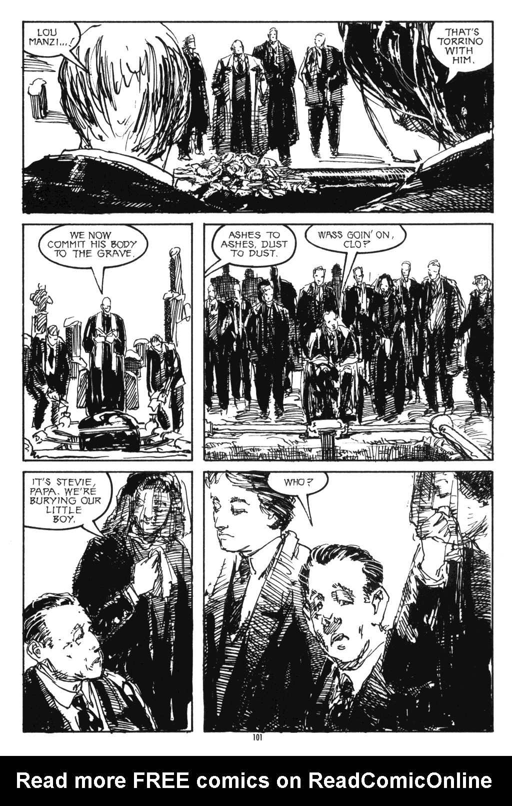 Read online A History of Violence comic -  Issue #A History of Violence Full - 114