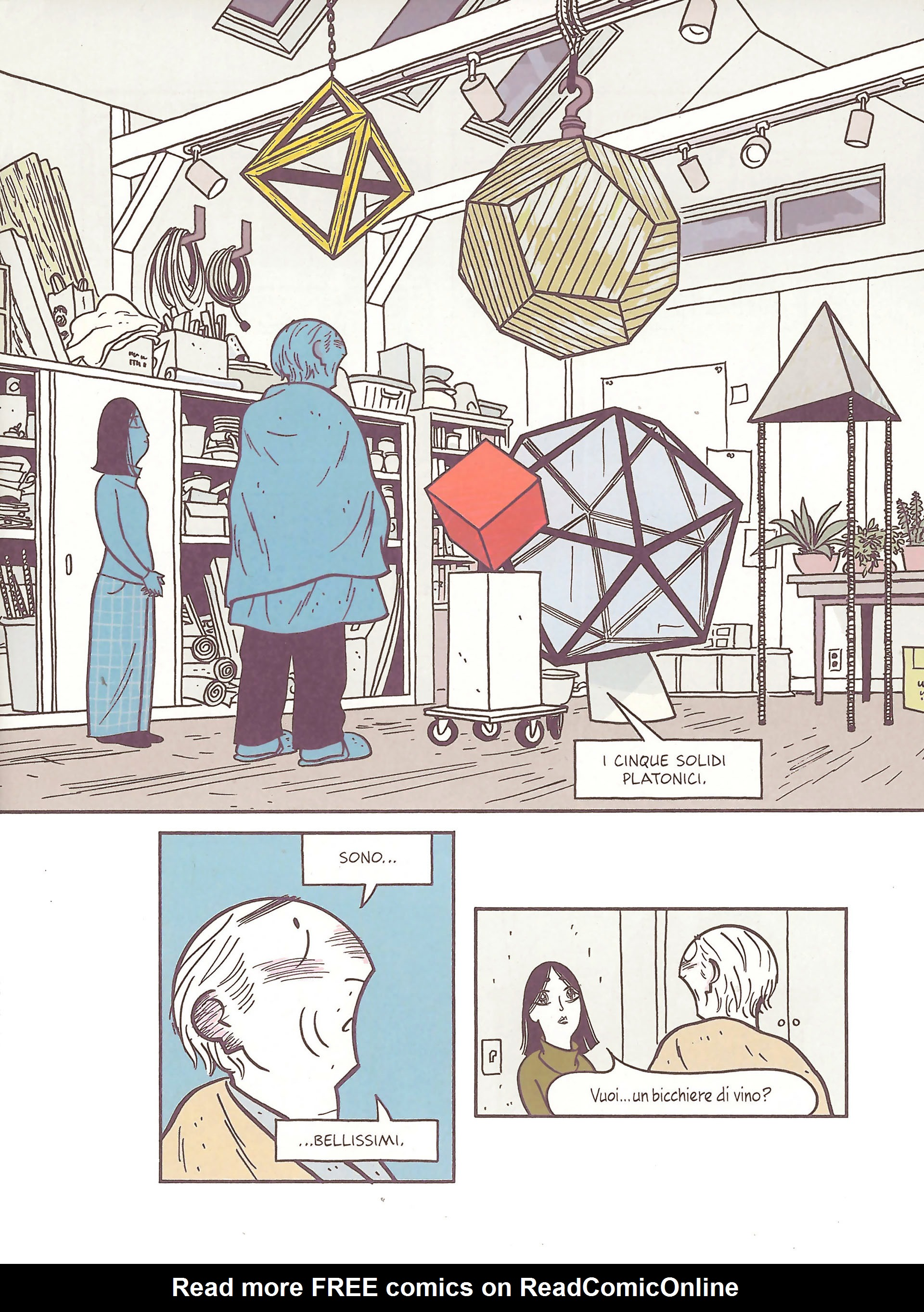 Read online Asterios Polyp comic -  Issue #Asterios Polyp TPB - 330
