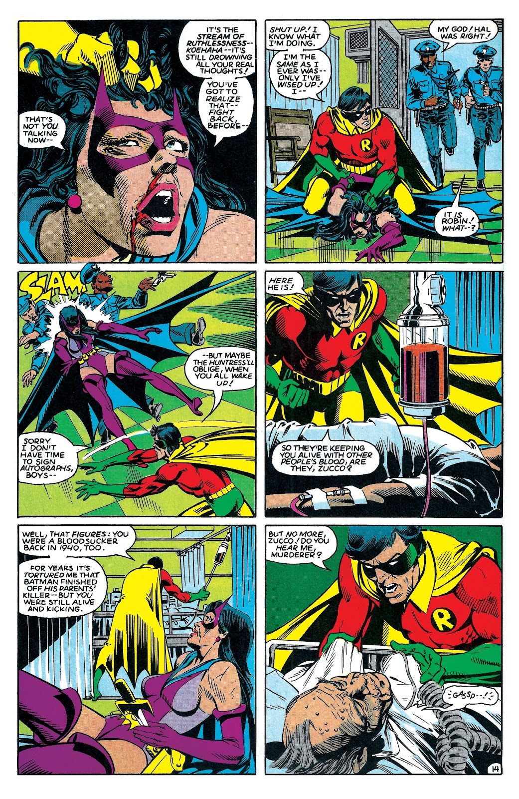 Infinity Inc. (1984) issue 6 - Page 15