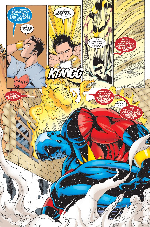 Captain Marvel (1999) Issue #1 #2 - English 9