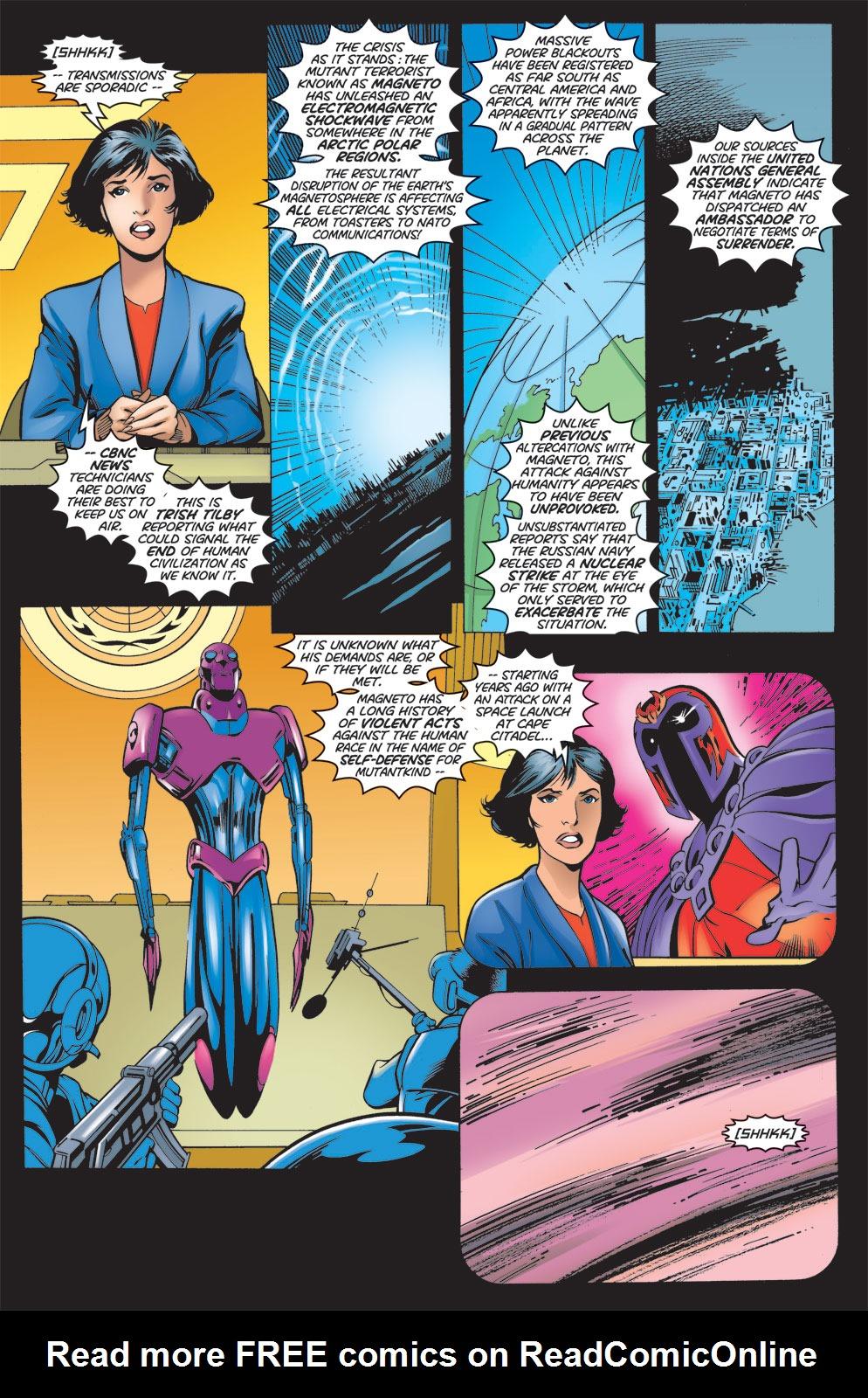 X-Men (1991) 87 Page 1