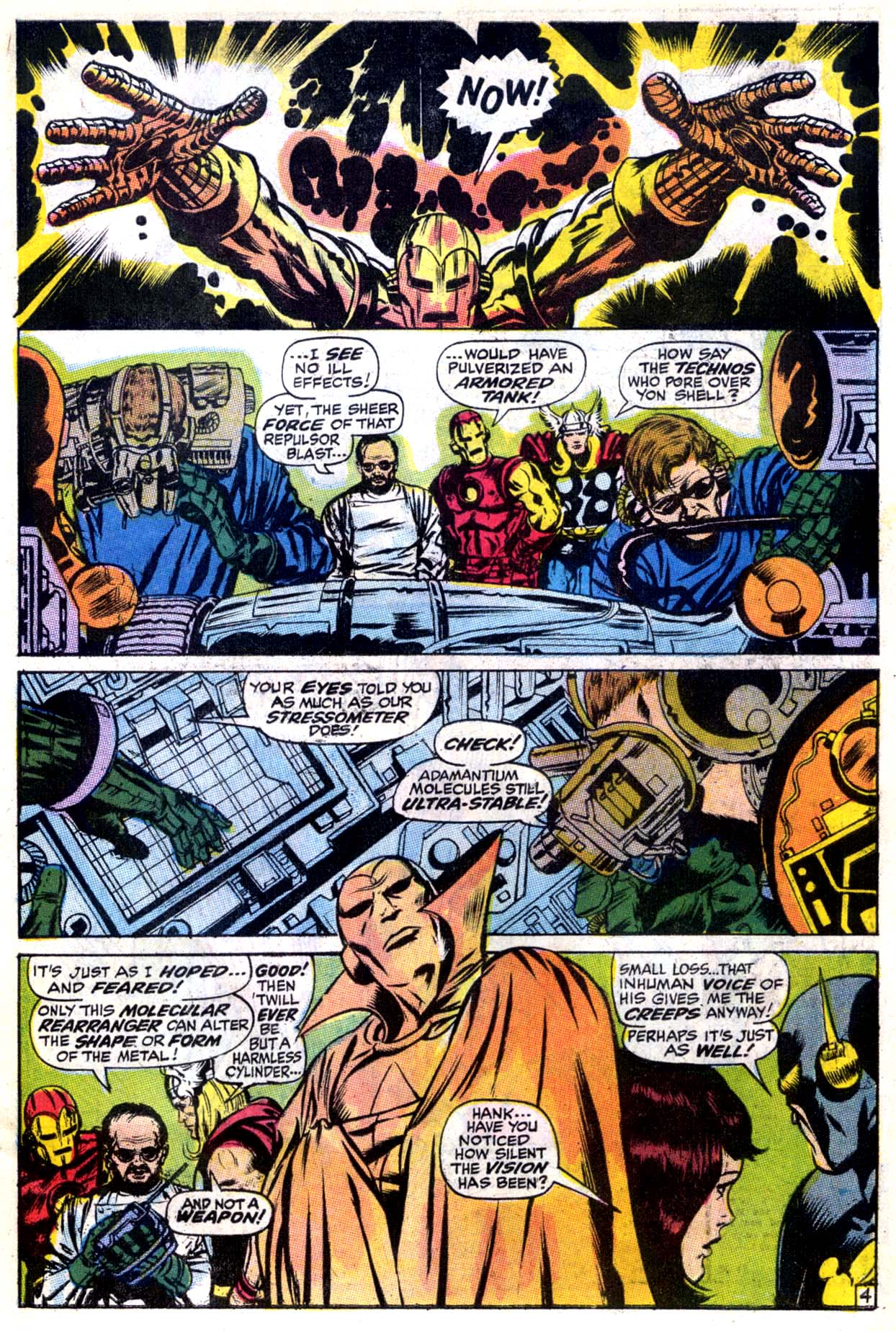 The Avengers (1963) 66 Page 4