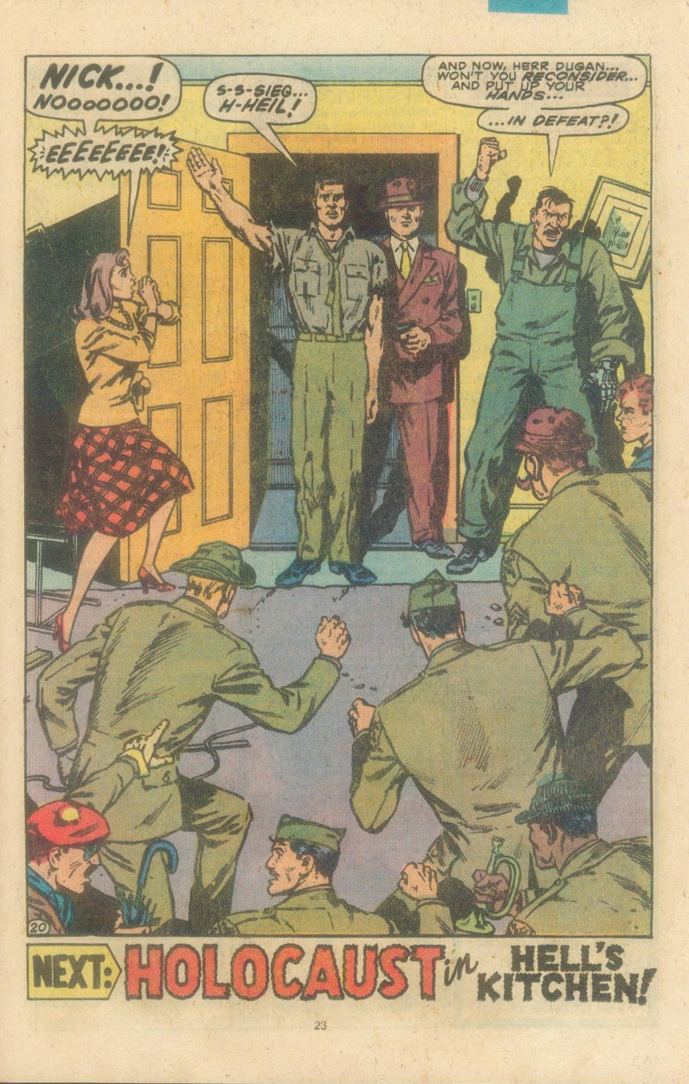 Read online Sgt. Fury comic -  Issue #162 - 25