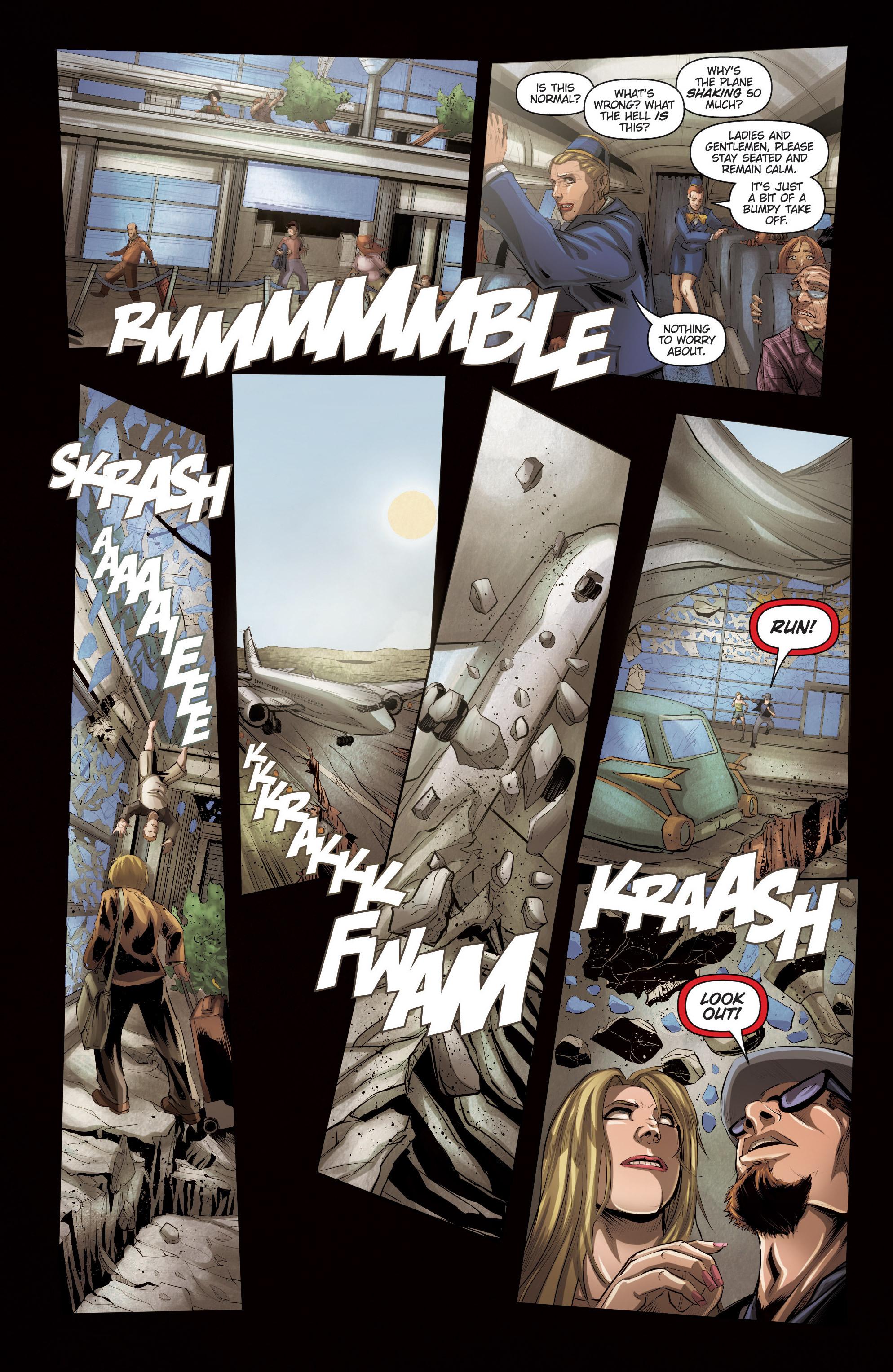 Read online Grimm Fairy Tales presents No Tomorrow comic -  Issue # TPB - 9