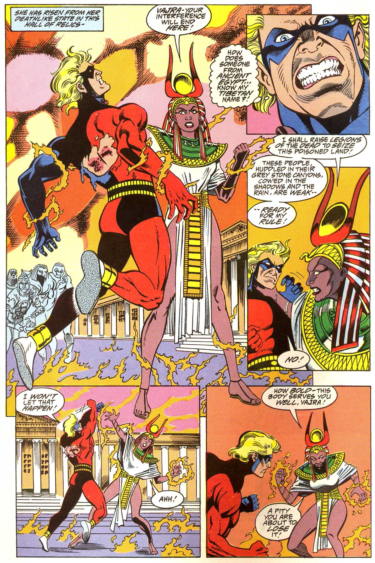 Read online Peter Cannon--Thunderbolt (1992) comic -  Issue #4 - 3
