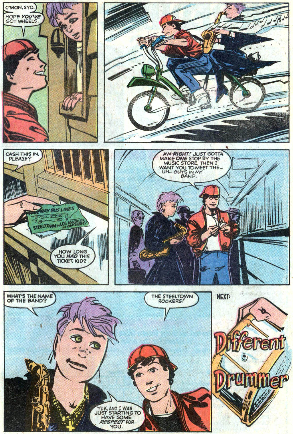 Steeltown Rockers issue 1 - Page 24