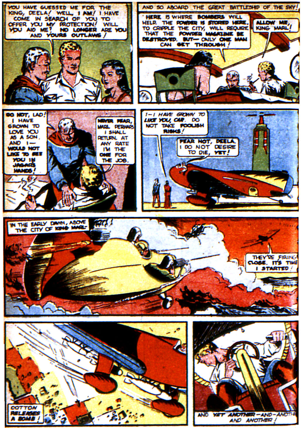 Read online Adventure Comics (1938) comic -  Issue #43 - 64